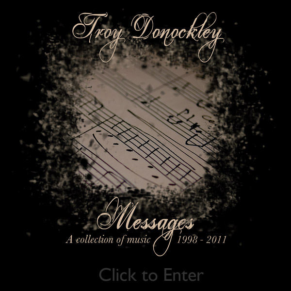Troy Donockley - new album, Messages